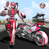 Robot Bike Transport Truck Sim 1.1 Android for Windows PC & Mac
