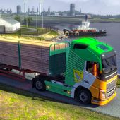 US Heavy Grand Truck Cargo 3D Driver  Latest Version Download