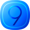 Galaxy UX S9 - Galaxy Icon Pack For S9