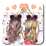Best Friend Forever Keyboard Theme  APK 1.0