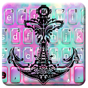 Galaxy Anchor Keyboard Theme  APK 1.0