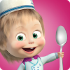 Masha and Bear: Cooking Dash Latest Version Download