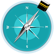 Qibla Finder - Find Qibla Direction & Prayer Times  For PC