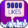 9000 likes for Fb Liker tips Latest Version Download