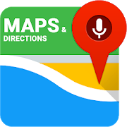 Navigation Voice GPS & Tracker Maps