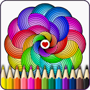 Mandalas coloring pages (+200 free templates)  Latest Version Download