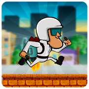 Jetpack Man Adventure  Latest Version Download