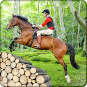 Jumping Horse Riding Simulator app in PC - Download for