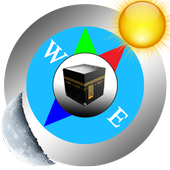Download Qibla (Qibla direction & prayer times) 3.7.9 APK File for Android