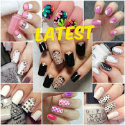 Latest Nail Art 2018 - Step By Step Tutorials