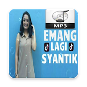Lagu Emg Lagi Syantik remix Tiktok  Latest Version Download