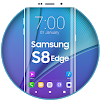 S8 Edge Launcher Theme APK