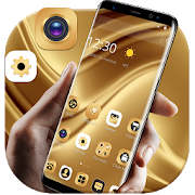 Gold Luxury Extravagant Business Theme 1.1.1 Android Latest Version Download