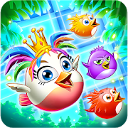 Birds Pop Mania: Match 3 Game APK