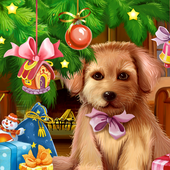 Christmas Puppy Live Wallpaper  Latest Version Download