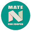 Mate Nougat for ZOOPER Latest Version Download