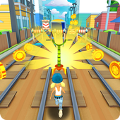 Road Subway Surf: Hours Run 2018  in PC (Windows 7, 8 or 10)