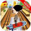 Subway Mr-Bean Run 1.1 Android Latest Version Download