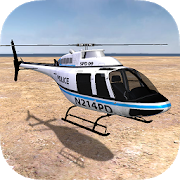 Police Helicopter On Duty 3D  Latest Version Download