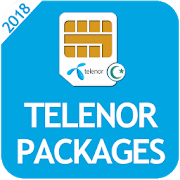 Telenor Packages 2018 1.0.0 Android for Windows PC & Mac