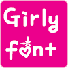 Girly Fonts for FlipFont Latest Version Download