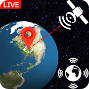 Live Earth Map Real Time: Satellite View GPS Track  Latest Version Download