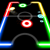 Glow Hockey 1.3.8 Android for Windows PC & Mac