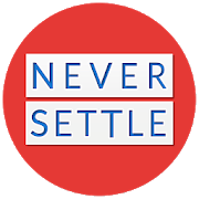 Never Settle Wallpapers  Latest Version Download