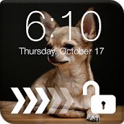 Cute Chihuahua Screen Lock APK