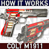 How it Works: Colt M1911 pistol 2.1.7v5 Android for Windows PC & Mac