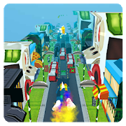 Cat Amazing Run - Runner Game app in PC - Download for