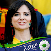 Fifa football world cup 2018 frame photo editor  APK 1.0