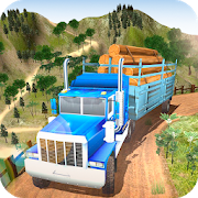 Offroad Wood Transport Truck Driver 2018  Latest Version Download