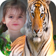Tiger Photo Frame APK
