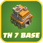 New COC Town Hall 7 Base