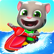 Talking Tom Jetski 2  Latest Version Download