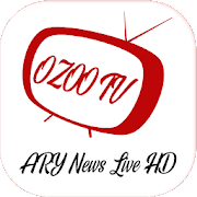 OZOO TV - ARY News Live HD, Pakistan Latest News  APK 1.0