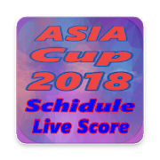 Asia Cup 2018 Schedule and Live Score  APK v1.2 (479)