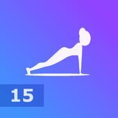 Plank workout - lose weight in 15 minutes a day!  Latest Version Download