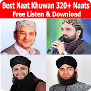 Best Naat Khuwan Naats  For PC