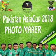 Pakistan AsiaCup Photo Maker & Schedule Live Score  Latest Version Download