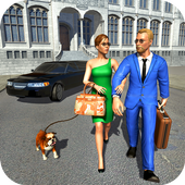 Millionaire Couple: Family lifestyle Games  Latest Version Download