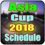 Asia Cup Cricket 2018 match schedule  Latest Version Download