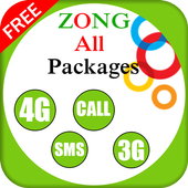 All Zong Packages Free Latest Version Download