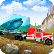 Sea Animals Truck Transport Simulator  APK 1.0