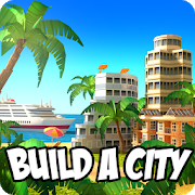 City Island - Paradise Sim: Bay City Building Game 1.8.3 Android for Windows PC & Mac