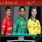 Live Pak vs ZIM T20 Streaming  APK 1.01