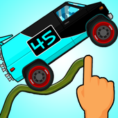 Road Draw: Climb Your Own Hills Latest Version Download