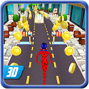 Subway Lady Bug Run  APK v2.0 (479)