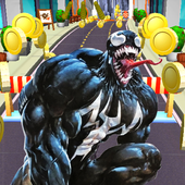 Spider Venom Hero Run  APK 5.10.1A
